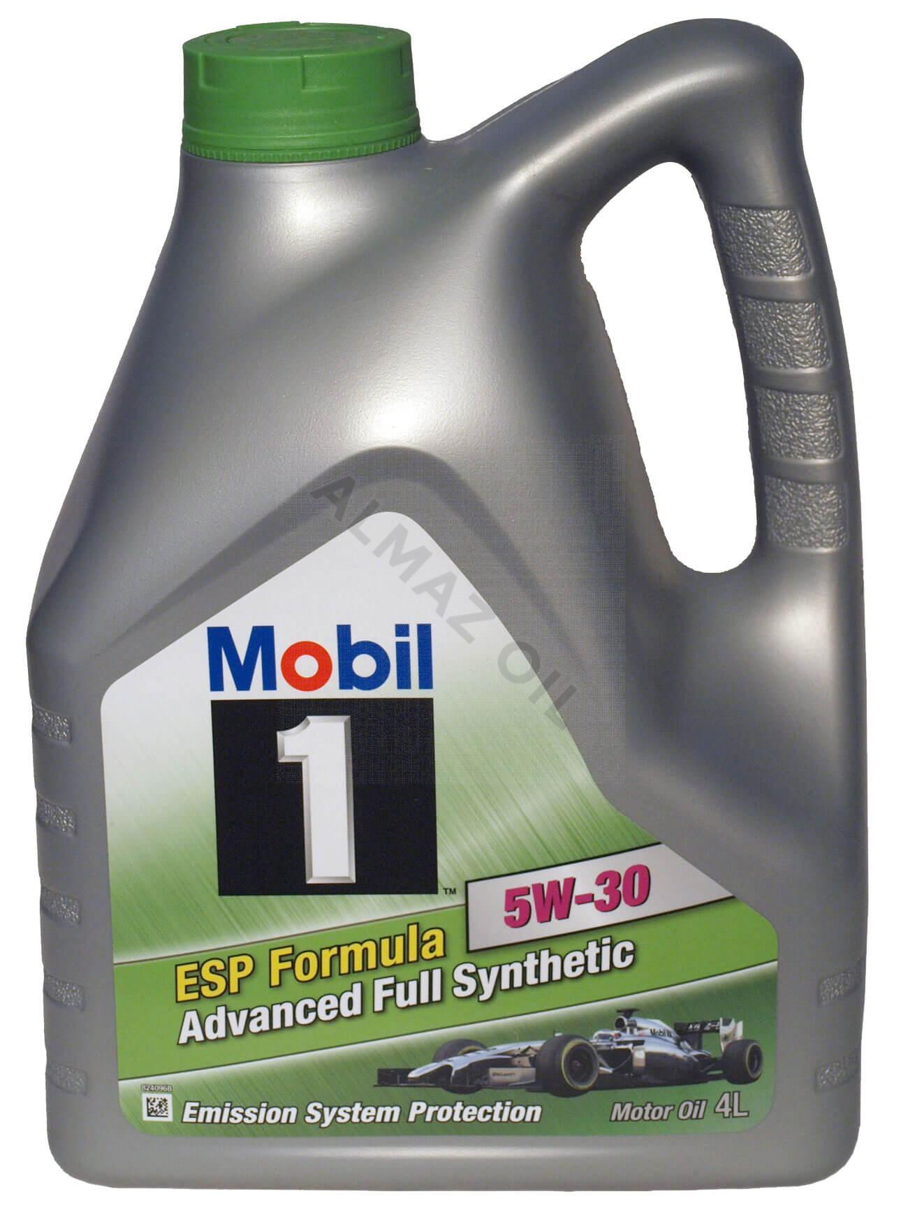 Mobil 1 Esp Formula 5W30 Exist