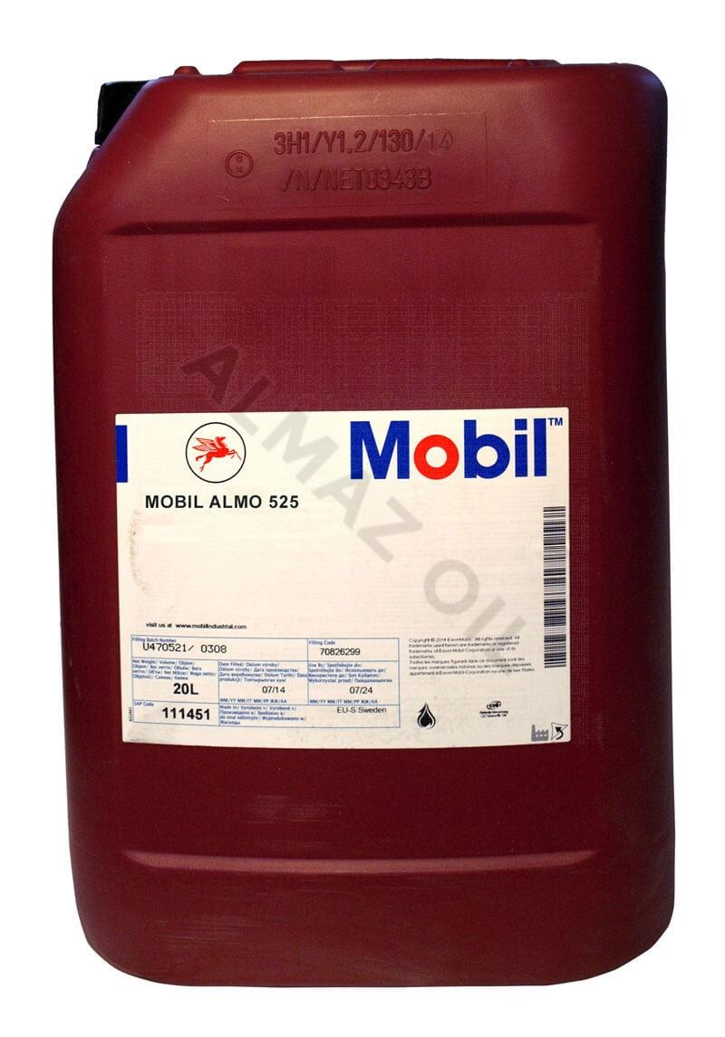 Mobil Almo 525