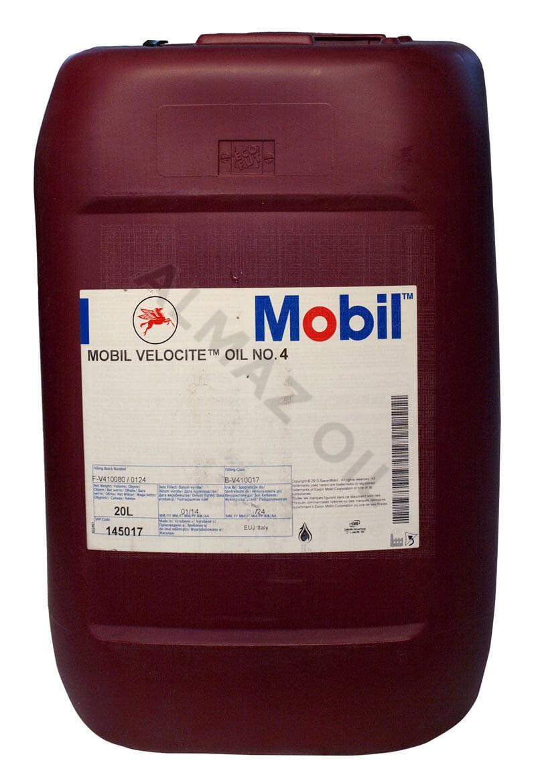 Mobil Velocite Oil No 4