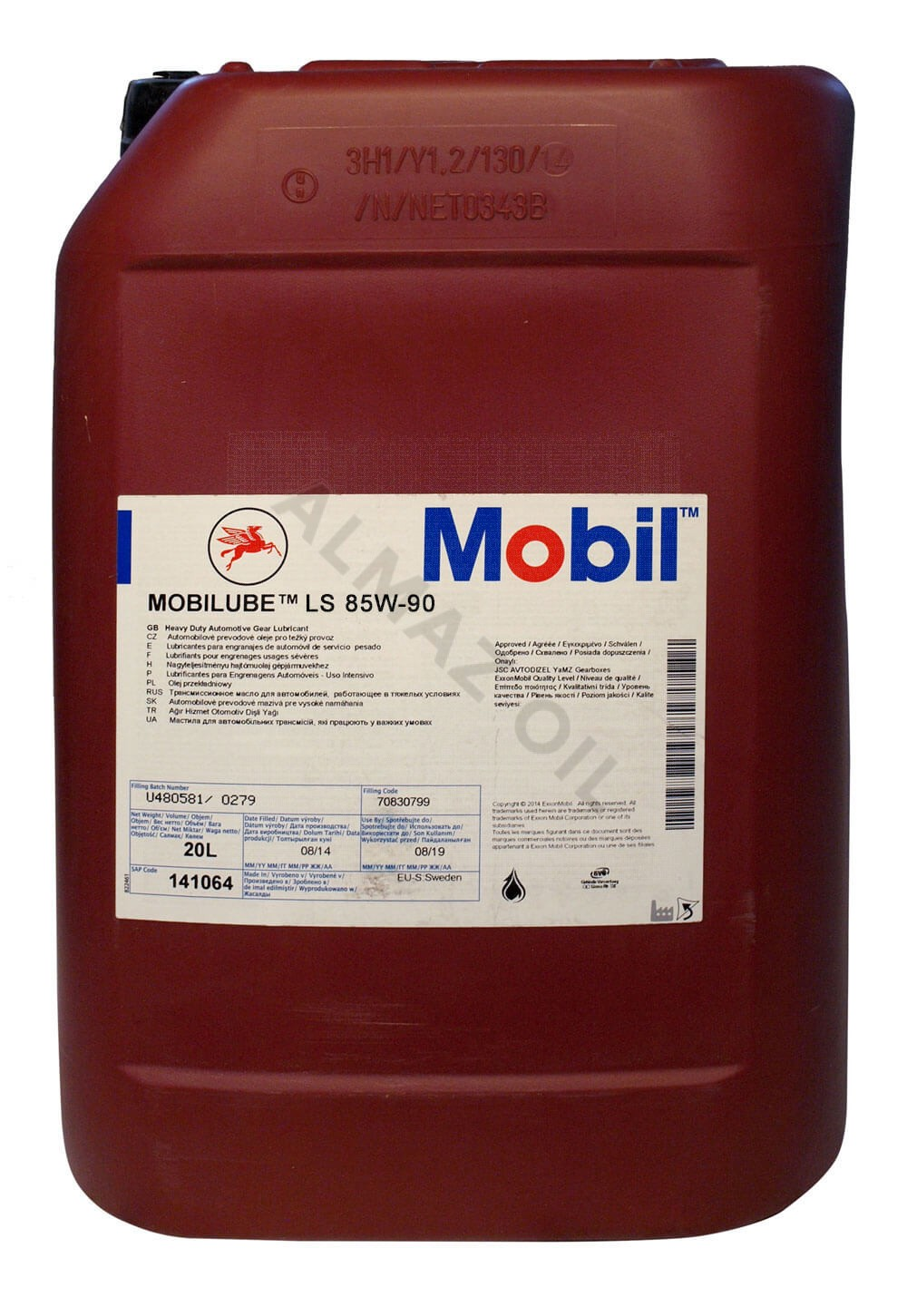 Mobilube LS 85W-90