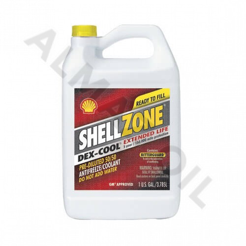 ShellZone DEX-COOL Extended Life Antifreeze