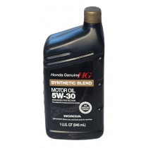 Honda Synthetic Blend 5W-30