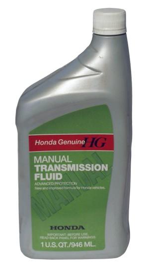 Honda Manual Transmission Fluid