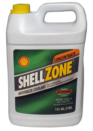 ShellZone Antifreeze